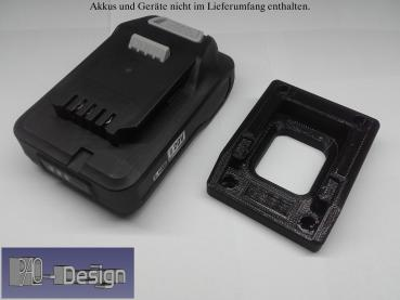 Battery holder for Aldi Ferrex battery Li-Ion 20V / 40V